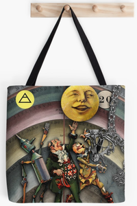 OZ Oracle TOTE BAG in 3 Sizes