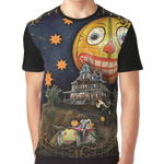 Halloween Land Graphic T