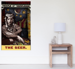 Zirkus Mägi: THE SEER Wall Poster in 3 sizes