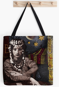 "Zirkus Mägi ""SEER"" Tote Bag in 3 Sizes"