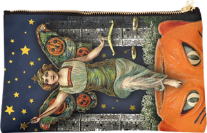 TRICK OR TAROT 7x4 Halloween Bags in 5 Styles
