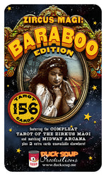 Tarot of the Zirkus Mägi • Big BARABOO Edition