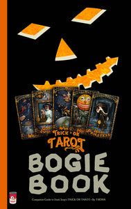 TRICK OR TAROT BOGIE BOOK • Signed Paperback Edition