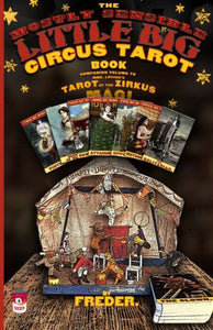 The Mostly Sensible Little Big CIRCUS TAROT Book • Signed Paperback Edition