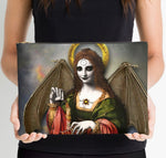 "CROOKED WAY Gothic Tarot ""Art & Alchemy"" Pouch"