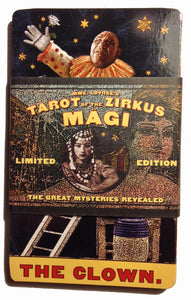 Tarot of The Zirkus Mägi • original MAJORS-ONLY Limited Edition