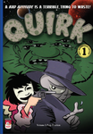 QUIRK Vol. 1: Pulp Friction • Signed Paperback Edition