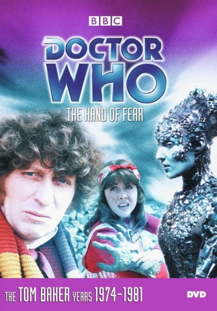 DOCTOR WHO Classic DVD: The HAND of FEAR