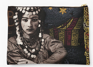 LARGE SIZE Zirkus TAROT BAG