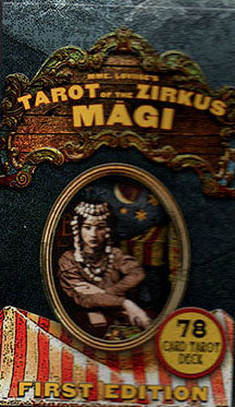 Tarot of the Zirkus Magi FIRST EDITION BRUISED