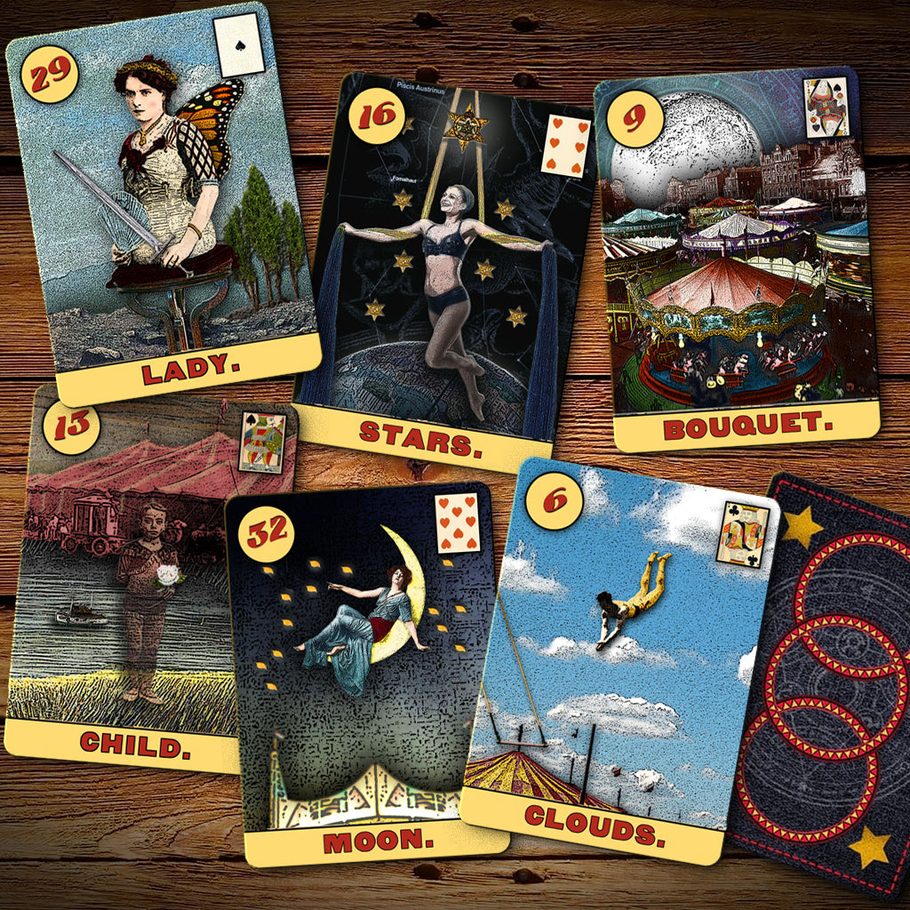 The Zirkus LENORMAND