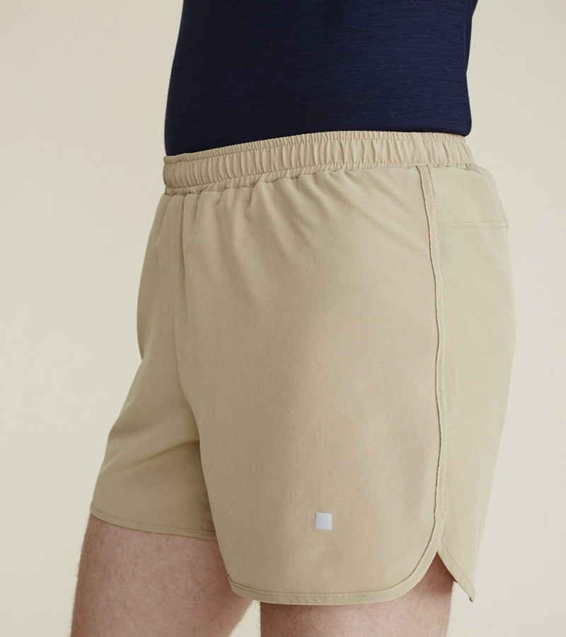 Euclid Shorts in Eggshell - rezlo-co