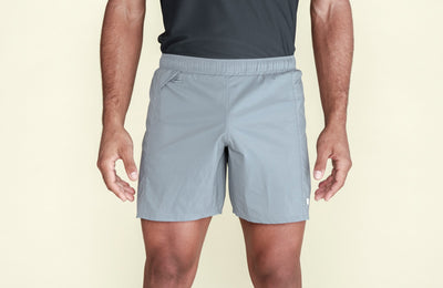Zeno Shorts in Riverstone - rezlo-co