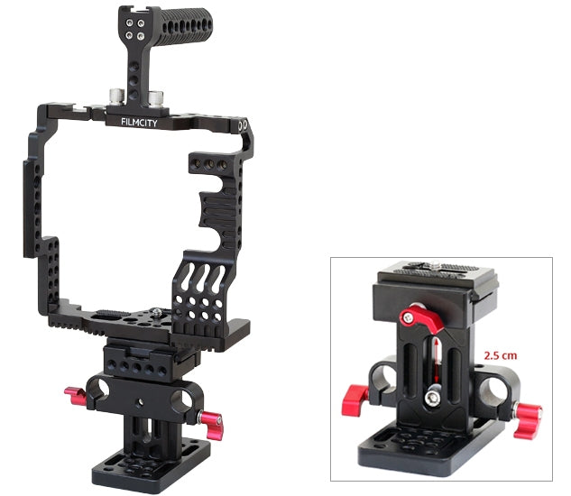 dslr cage for fujifilm X-T2 & X-T1 CAMERA