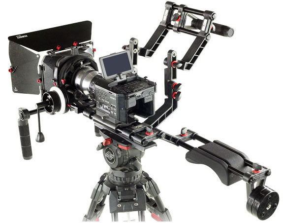 Camera shoulder stabilizer