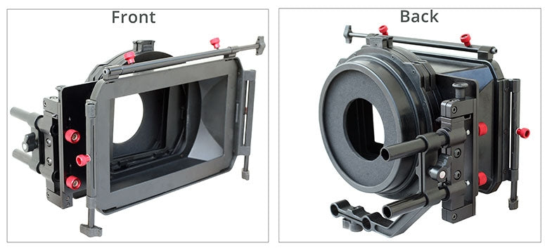 Sunshade mattebox