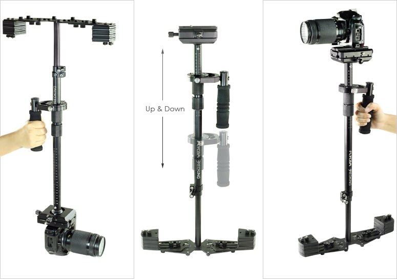 Body Mounted DSLR Steadicam