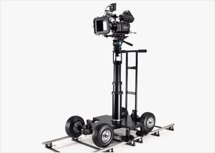 Video Camera Platform Dolly