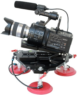Camera Car Suction Mount