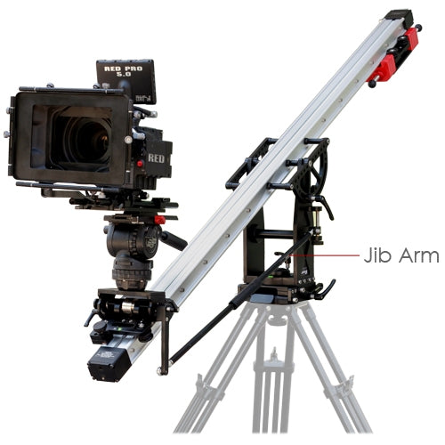 video camera crane jib slider