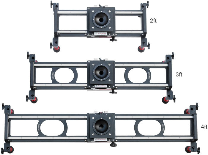 Latest Heavy Duty Camera Slider