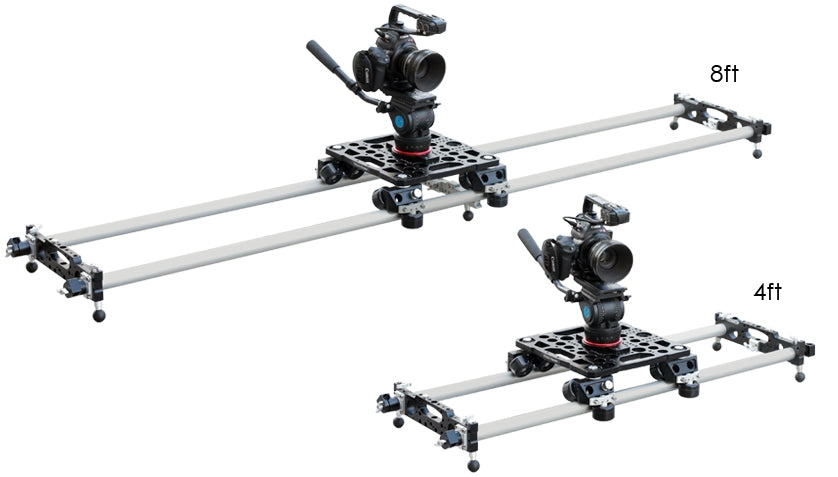 various mounting option slider