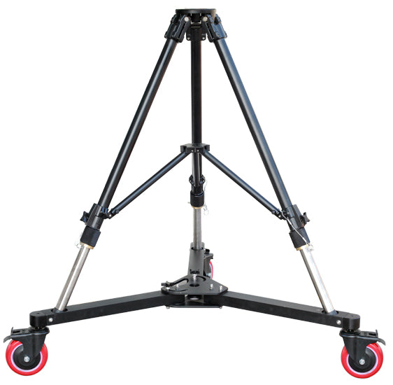 triangular crane with dolly