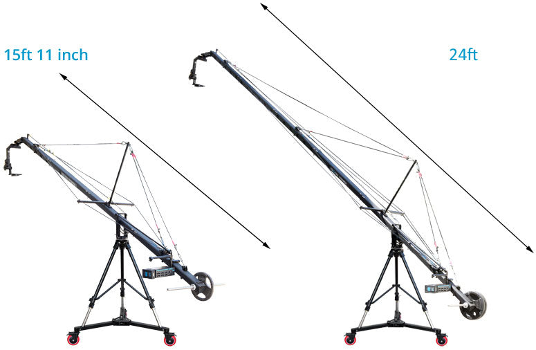 camera jib crane for mounting