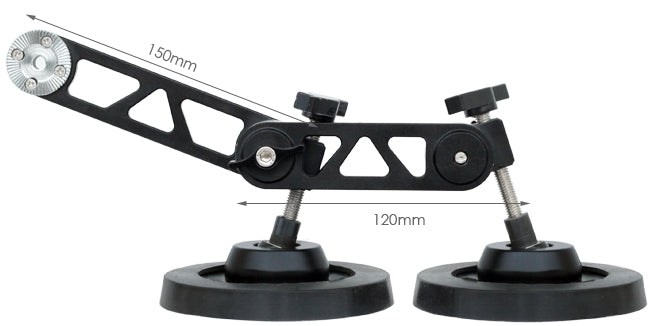 camera car Gripper mount