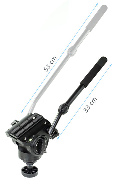 fluid head tripod for dslr