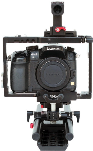 camera cage for panasonic lumix cameras