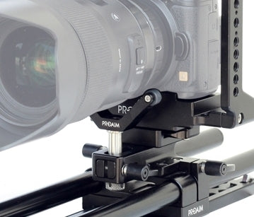 camera cage with GH3