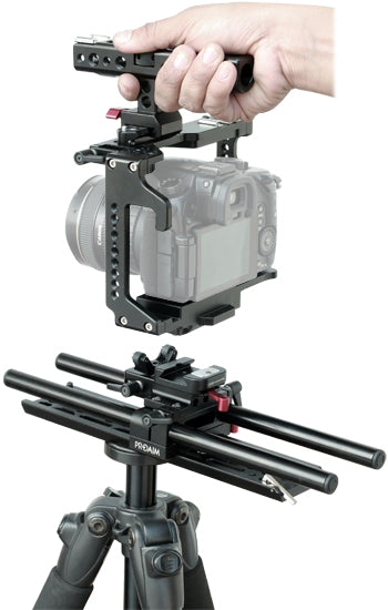 GH3 & GH4 camera cage