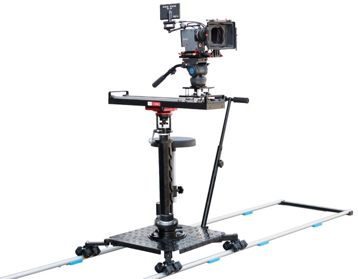 camera dolly track bazooka system
