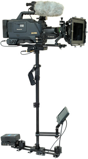 Video Electronic Camera Stabilizer