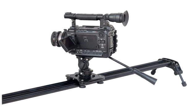 Fluid Video Head with Flat Base