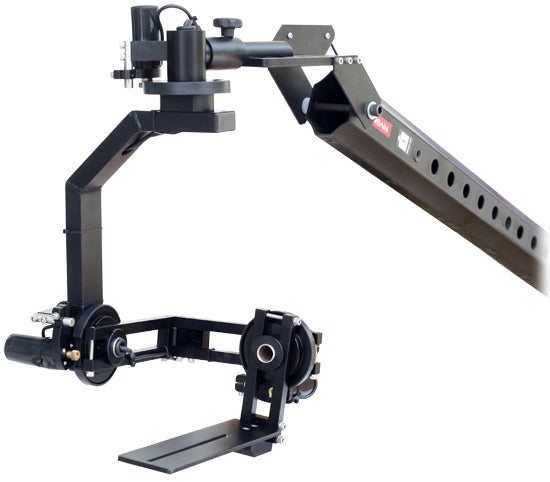 jib crane for video camera