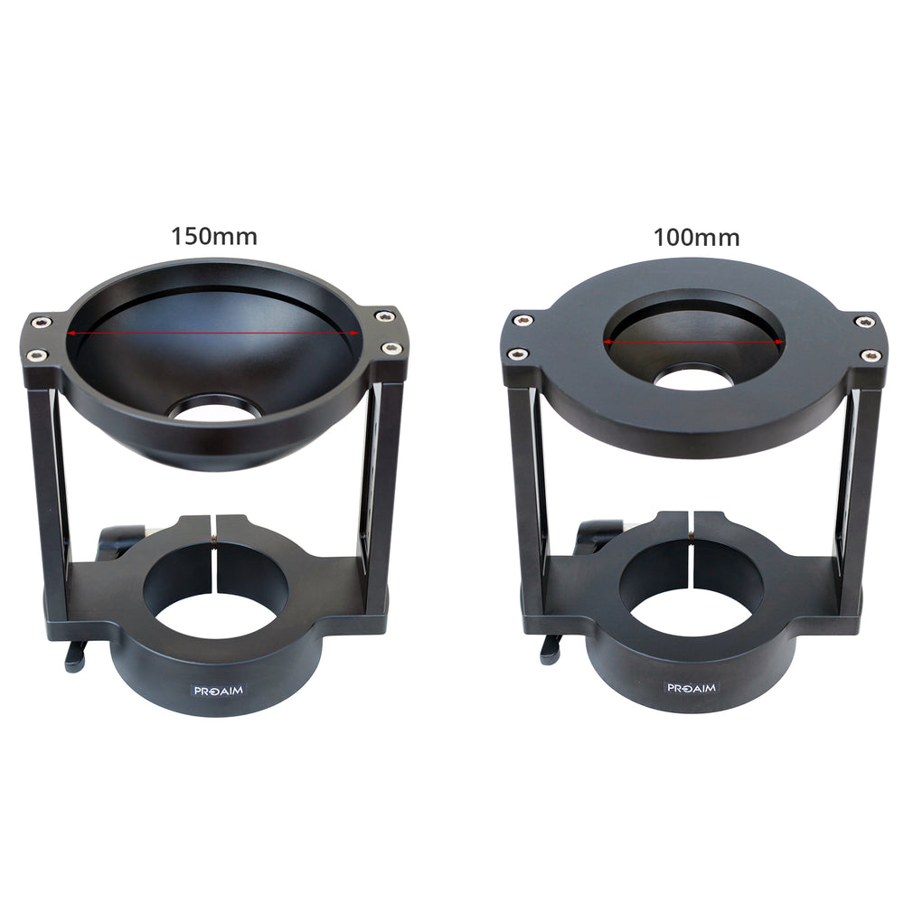 Proaim Camera Bowl Riser Adapter (Euro / Elemac Base)
