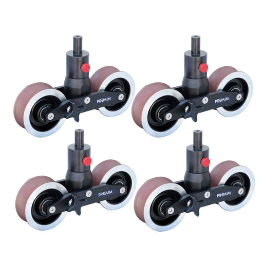 Proaim Brio Dolly Track Wheel Set (4x2)