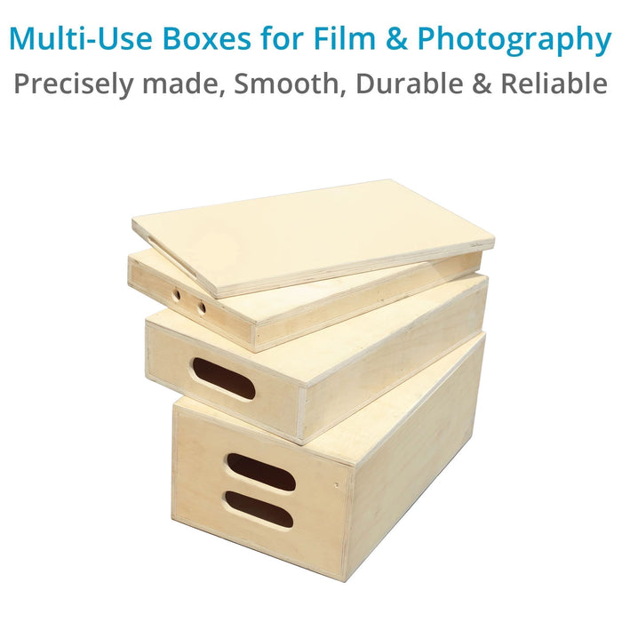 Proaim Set of 4 Apple Boxes