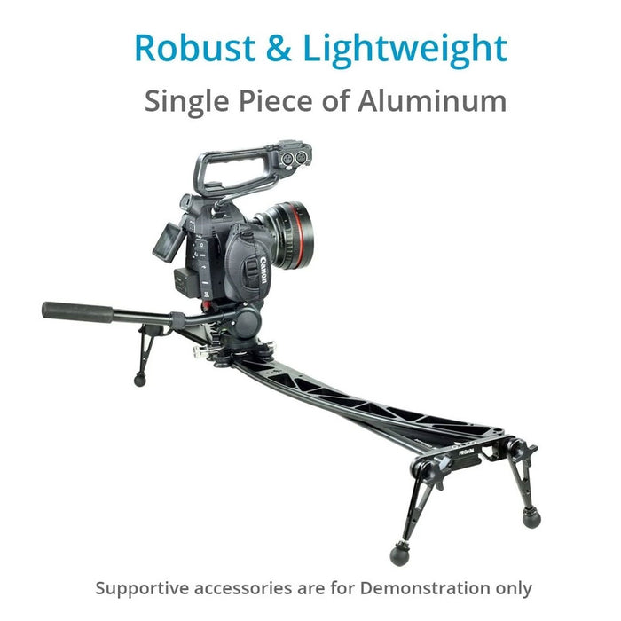 Proaim 4ft Curve-N-Line Video Camera Slider