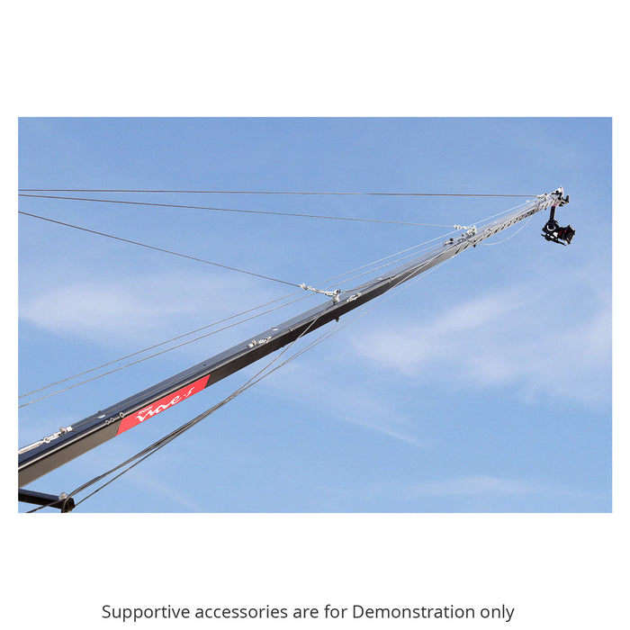 PROAIM 38ft Base Kit Professional Camera Jib Crane