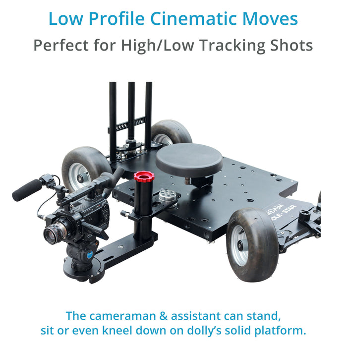 Proaim Pole-Star Versatile Cinema Doorway Dolly