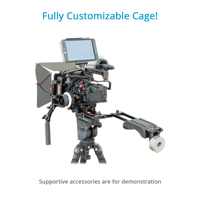Proaim Muffle Cage with Top Handle & Rod Support