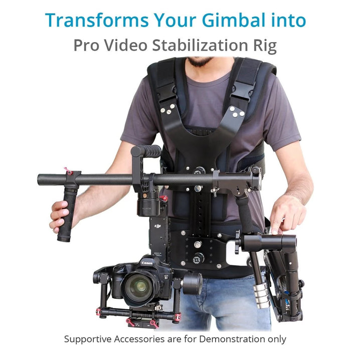 Proaim G-Master Adapter for Steadycam Arm Vest & Camera Gimbals