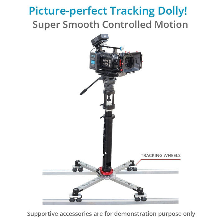 Proaim Paladin Professional Camera Dolly