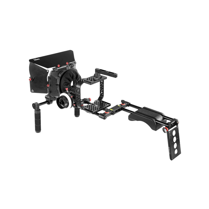 FILMCITY Power Shoulder Mount Rig/Kit