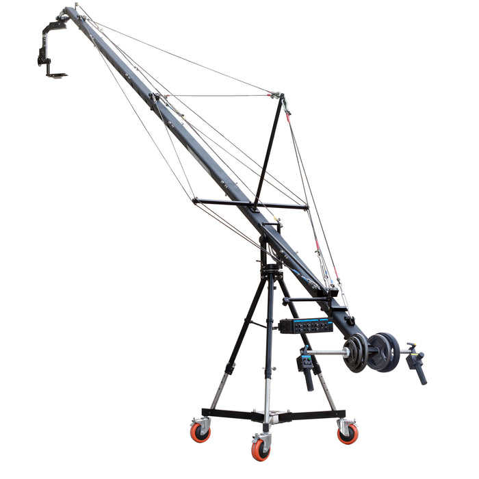 Proaim 24ft Fraser (PF-4TR) Jib Crane Package