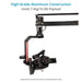 Proaim Sr. Pan Tilt Head for Camera Jib Crane, Payload - 7.5kg/16.5lb
