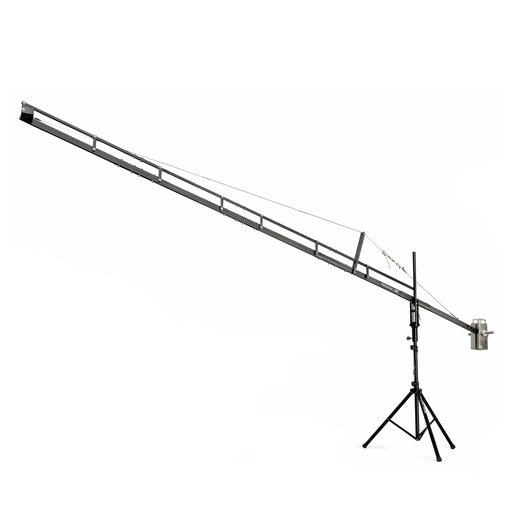 Proaim 18ft Camera Crane Jib with Stand for Gimbals, Pan-Tilt & Fluid Head